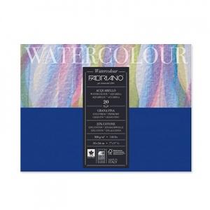 Блокнот для акварели Fabriano Watercolor 20х40 см 20 л 300 г.