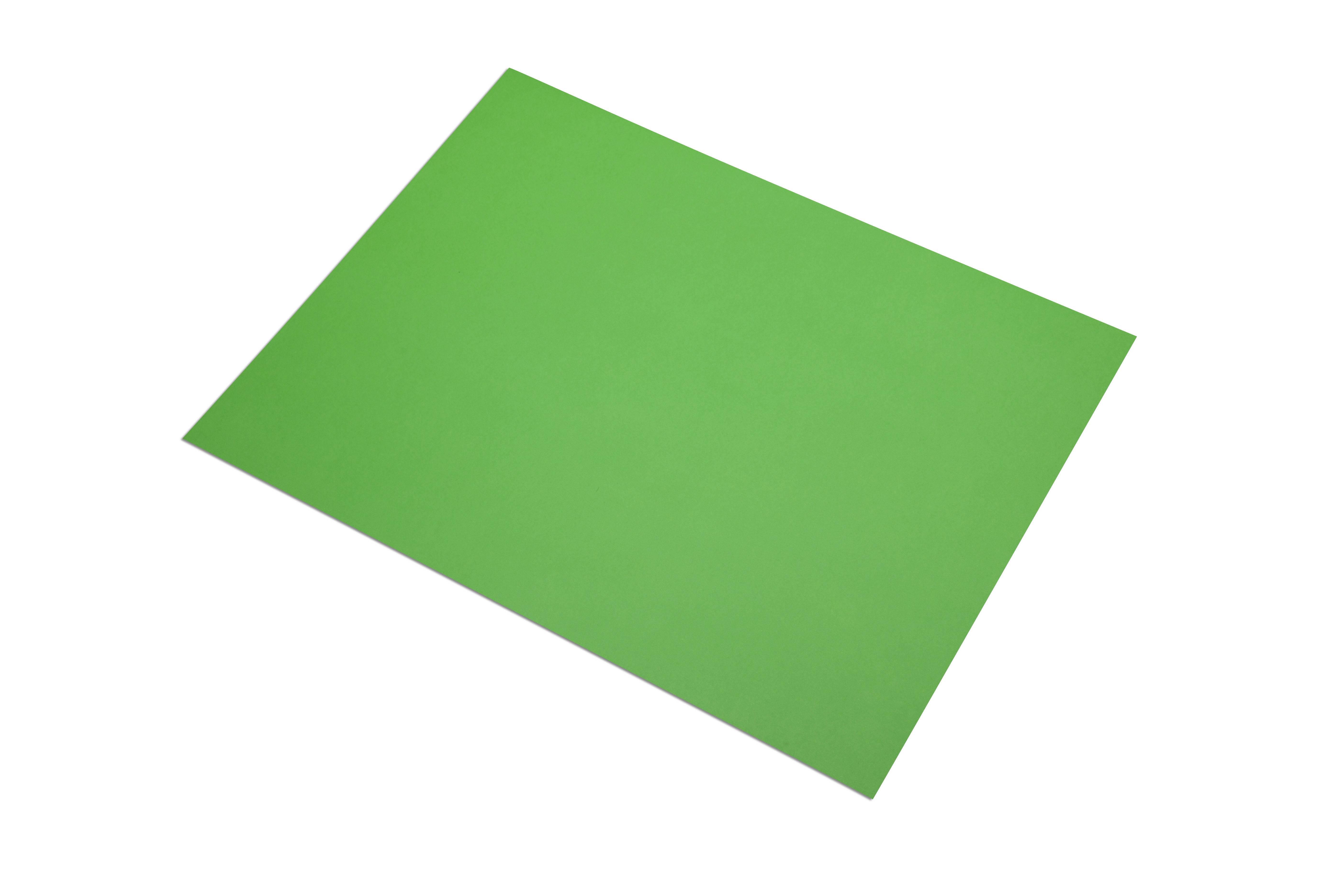 Купить Бумага цветная Sadipal Sirio А4 240 г Зеленый мох, Испания