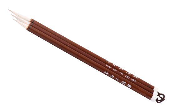 Купить Набор кистей для каллиграфии Manuscript Chinese Calligraphy 3 шт, коза, Китай