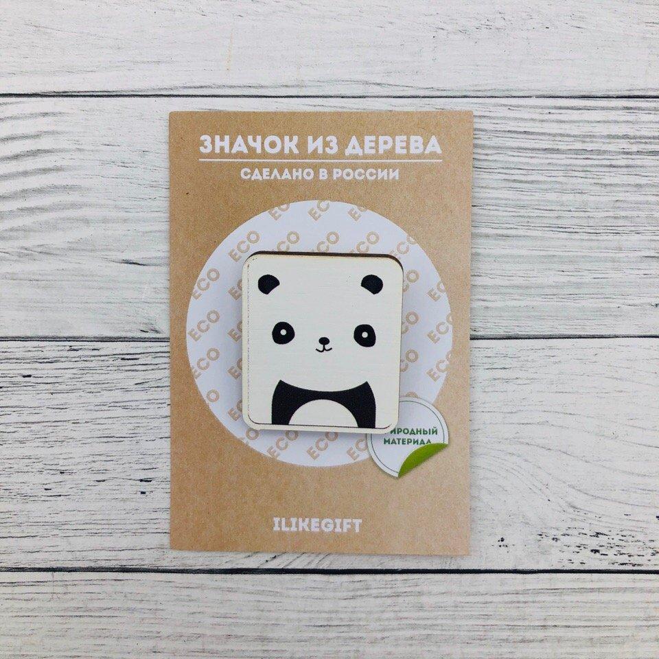 Купить Значок Panda , iLikeGift, Китай