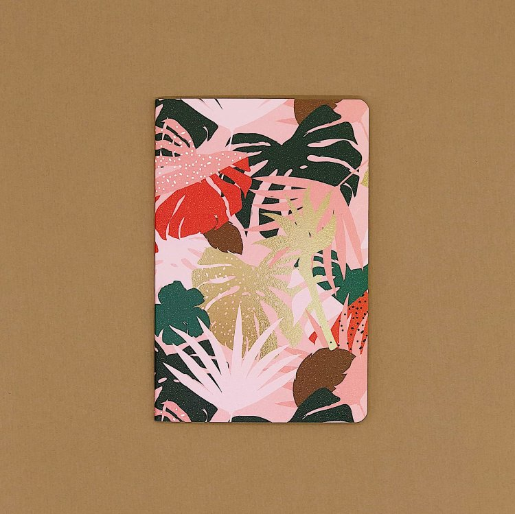 Купить Тетрадь Color leaves , iLikeGift, Китай