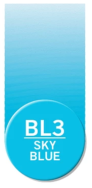Купить Чернила Chameleon BL3 Небесно-голубой 25 мл, Chameleon Art Products Ltd., Великобритания