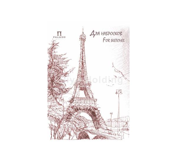 Купить Бумага для набросков Лилия Холдинг Париж А3 200 л 90 г, Россия