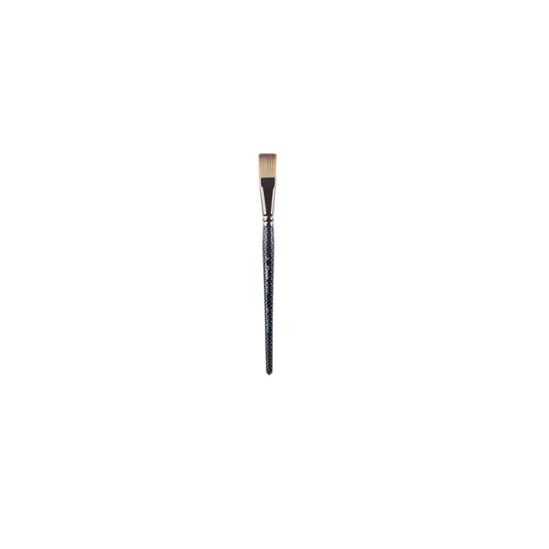 Купить Кисть синтетика №16 плоская Pinax HI-TECH 244 короткая ручка, Китай