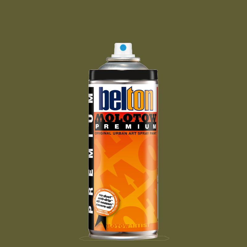 Купить Аэрозольная краска Molotow Premium belton 400 мл #172 camouflage, Германия