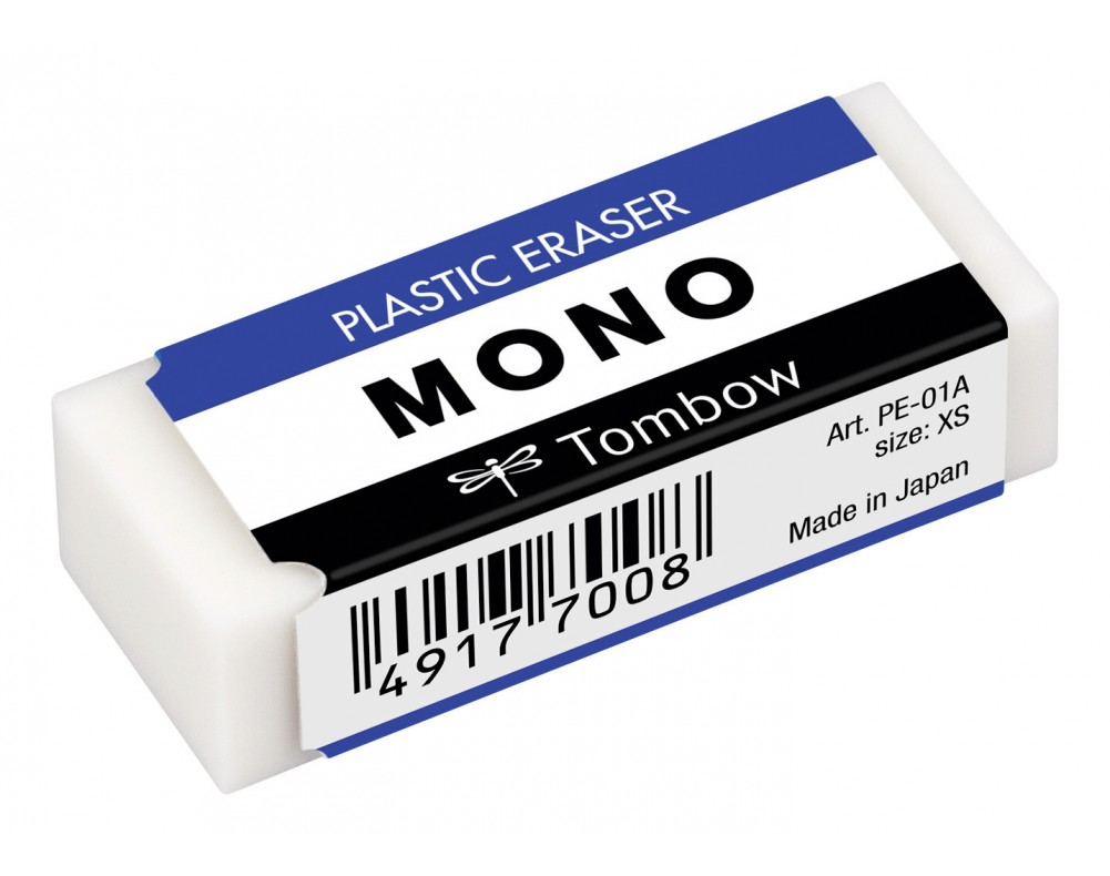 Купить Ластик Tombow Mono XS, Япония
