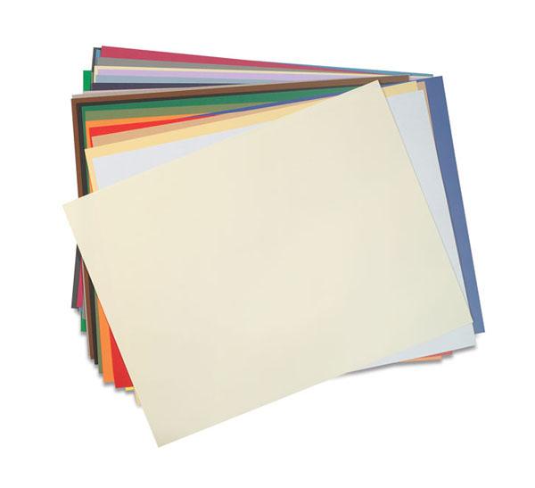 Бумага для пастели Fabriano Tiziano 50x65 см 160 г в ассортимете.