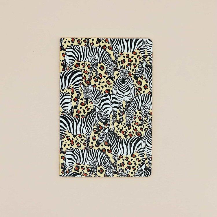 Купить Тетрадь Zebra A5, iLikeGift, Китай