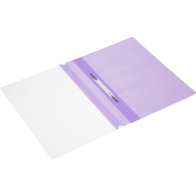 Папка-скоросшиватель Attache Economy А4 фиолетовый.