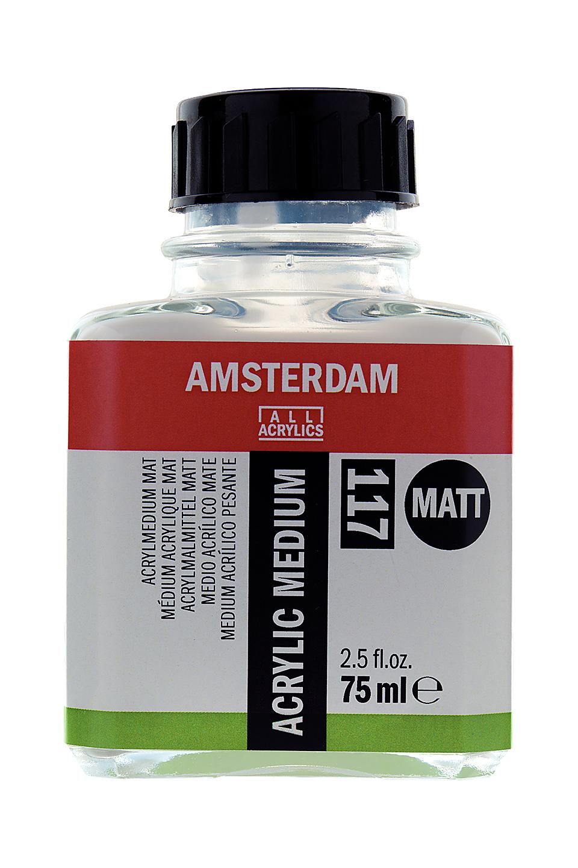 Купить Медиум акриловый Talens Amsterdam 75 мл матовый, Royal Talens