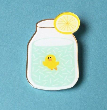 Купить Значок Duck , iLikeGift, Китай