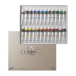 Купить Набор масла ShinHanart PRO Oil Color 24 цв*20 мл, ShinHan Art International Inc., Южная Корея