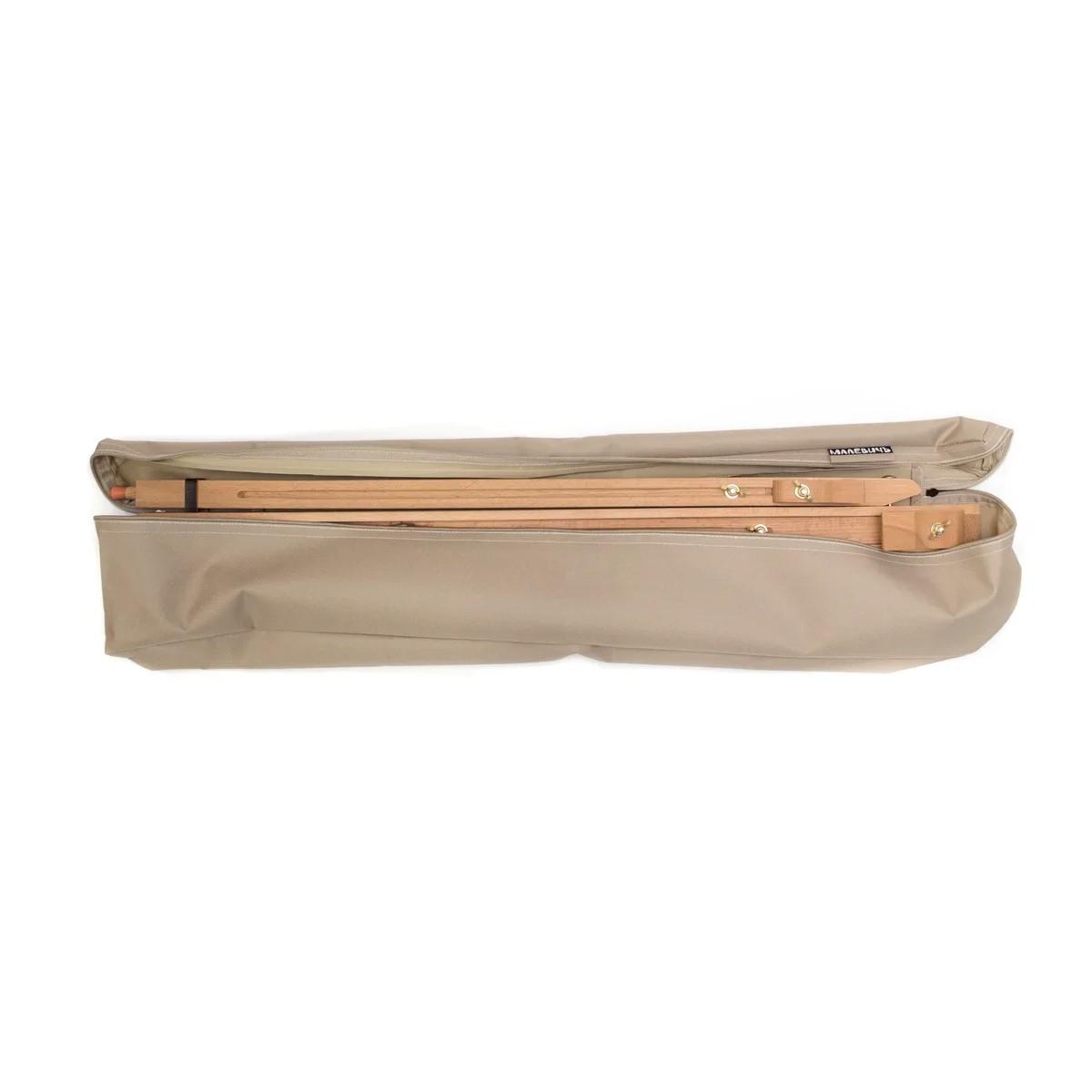 Купить Сумка для деревянной треноги Малевичъ 86х14х8 см, бежевая, Россия