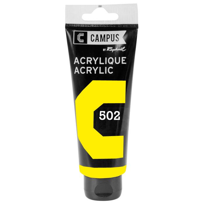 Купить Акрил Sennelier 100 мл флуоресцентный Желтый, Франция