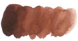 Купить Акварель Mijello Mission Silver Pan 363 Красно-коричневый, Южная Корея