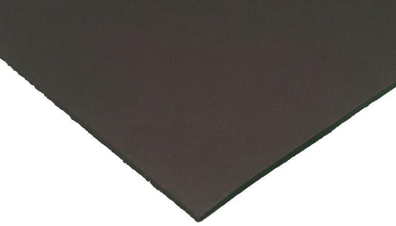 Купить Картон черный, крашенный в массе Decoriton лист 20х30 см 1, 5 мм 1015 г, Россия