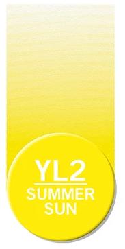 Купить Чернила Chameleon YL2 Летнее солнце 25 мл, Chameleon Art Products Ltd., Великобритания