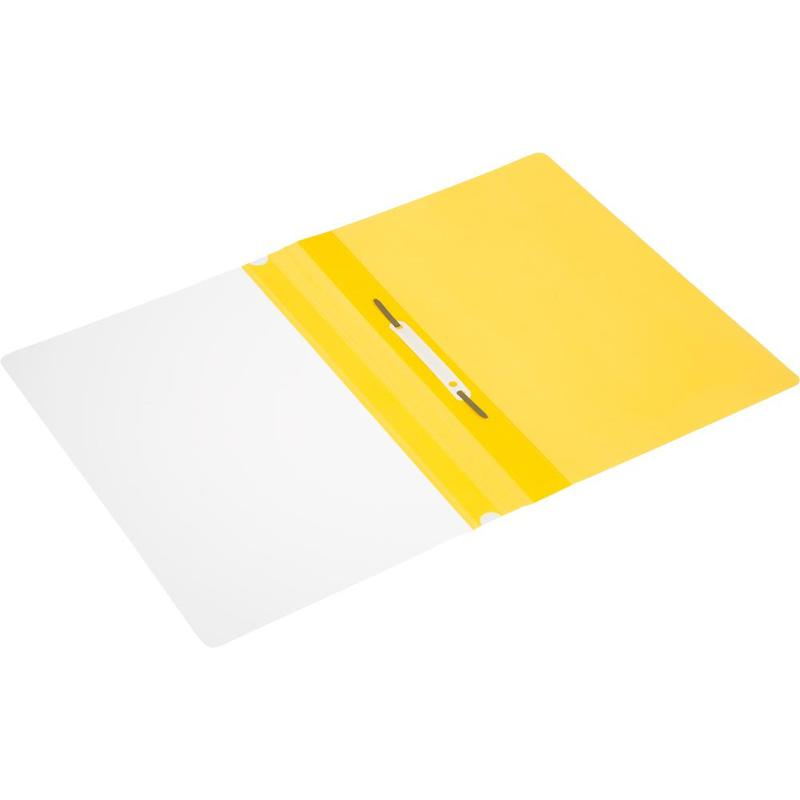 Папка-скоросшиватель Attache Economy А4 желтый.