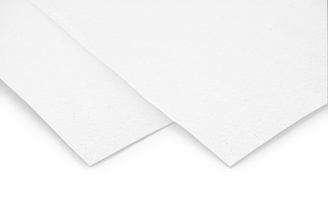 Купить Крафт белый Decoriton лист 21х29, 7 см 120 г, Россия
