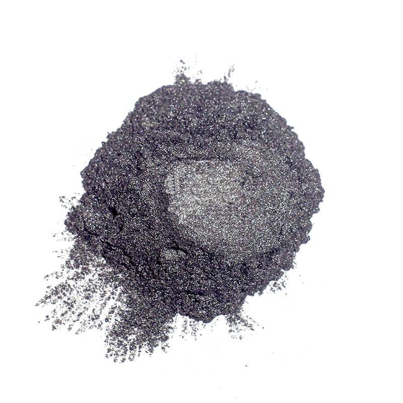 Купить Перламутровый пигмент для смолы ResinArt - графитовый 10 мл, Франция
