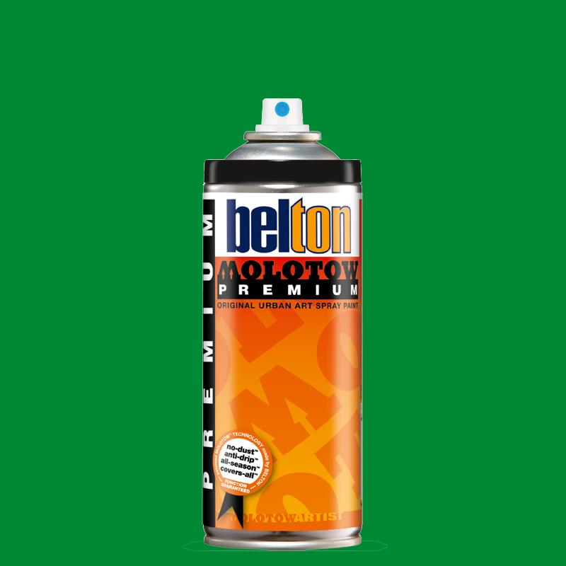 Купить Аэрозольная краска Molotow Premium belton 400 мл #159 juice green, Германия