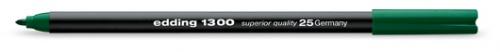 Купить Фломастер Edding 1300 2 мм с круглым наконечником, бутылочный, Германия