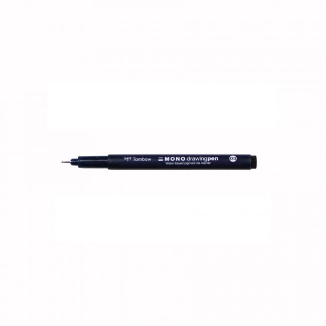 Купить Линер Tombow MONO drawing pen 0, 3 мм черный, Япония