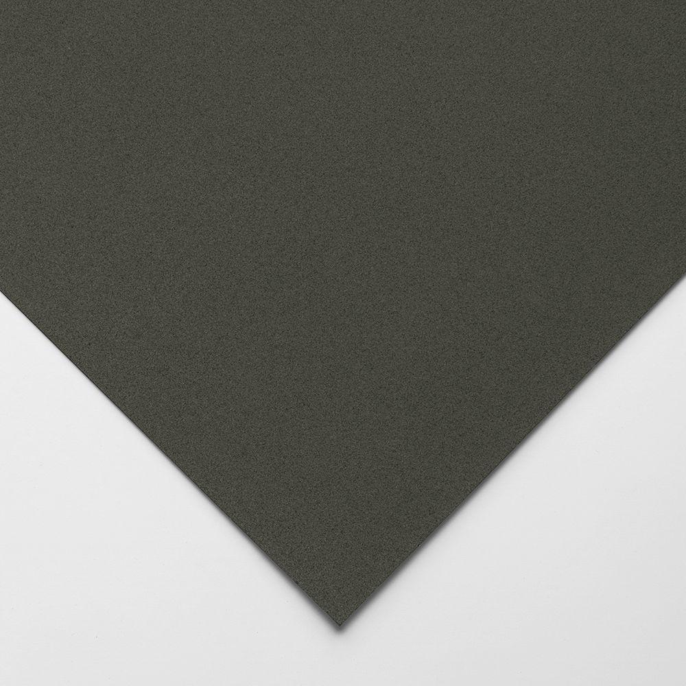 Купить Бумага для пастели Sennelier Pastel Card 50*65 см 360 г, серый темный, Франция