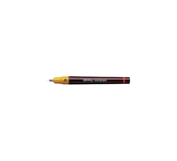 Купить Сменный пишущий узел для рапидографа Rotring 0, 20 мм, Германия