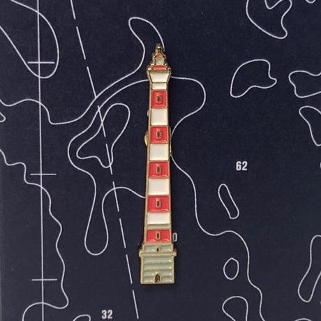Значок эмалированный Маяк Стороженский.