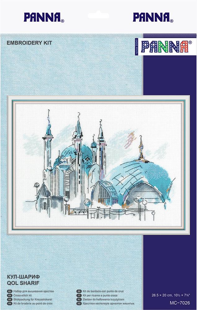 Купить Набор для вышивания PANNA Кул-Шариф , Россия