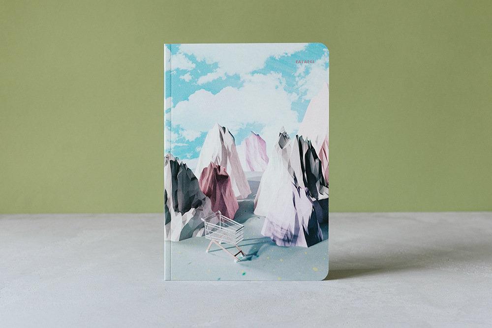 Купить Блокнот FALAFEL BOOKS А5 Consumerism, Россия