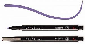 Купить Линер Touch Liner Brush фиолетовый, ShinHan Art (Touch), Южная Корея
