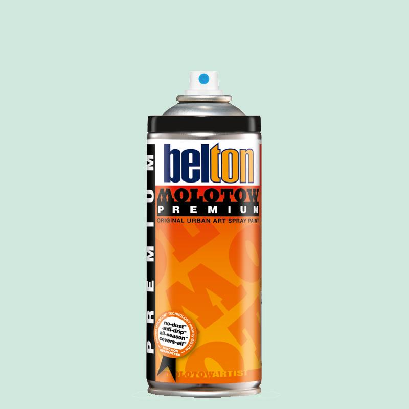 Купить Аэрозольная краска Molotow Premium belton 400 мл #121 caribbean, Германия