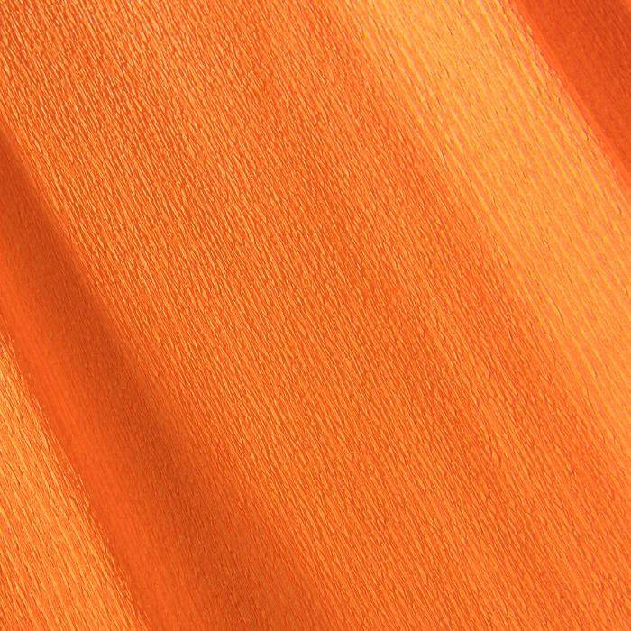 Купить Бумага крепированная Canson рулон 50х250 см 32 г №58 Оранжевый, Франция