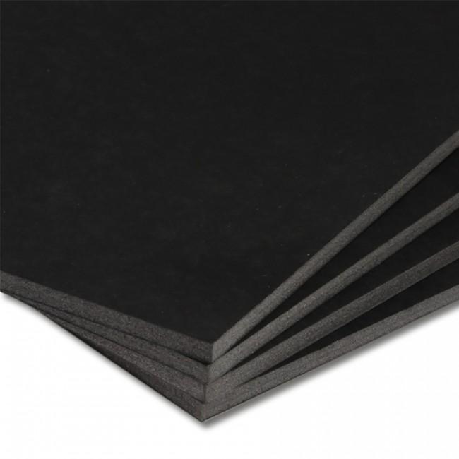 Пенокартон Embalisso черный матовый 5 мм 500х700 мм