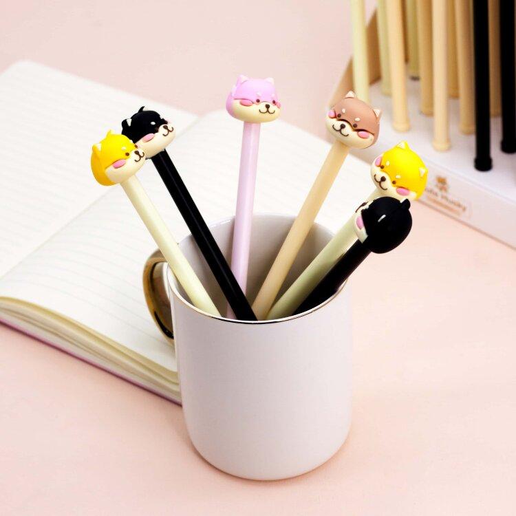 Купить Ручка Gute Hasky , mix, iLikeGift, Китай