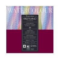 Блокнот для акварели Fabriano Watercolor 30х30 см 20 л 200 г.