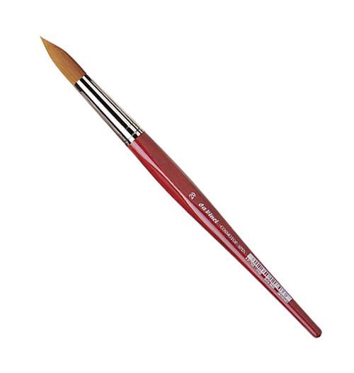 Купить Кисть синтетика №20 круглая Da Vinci 5580 короткая ручка, Германия