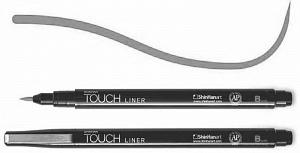 Купить Линер Touch Liner Brush серый холодный, ShinHan Art (Touch), Южная Корея