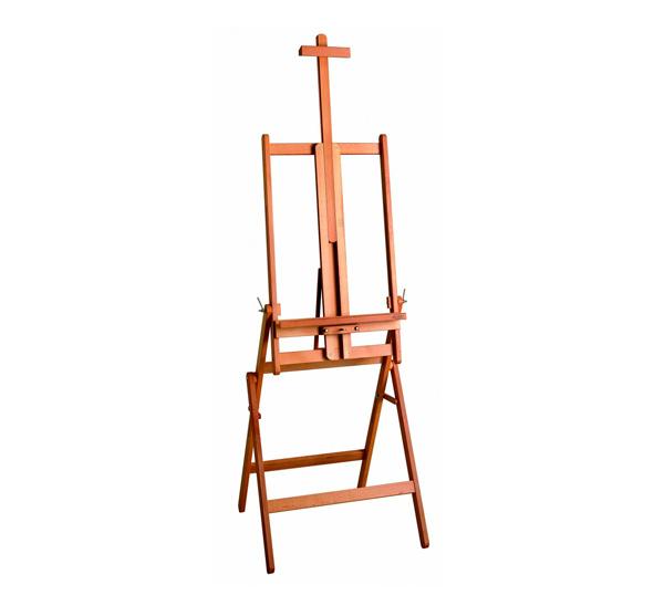 Купить Мольберт M/33 студийный для масляной и акварельной живописи MABEF, Италия