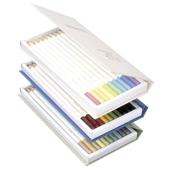 Купить Набор карандашей цветных Tombow Irojiten Pencils abricot #2 30 шт, Япония