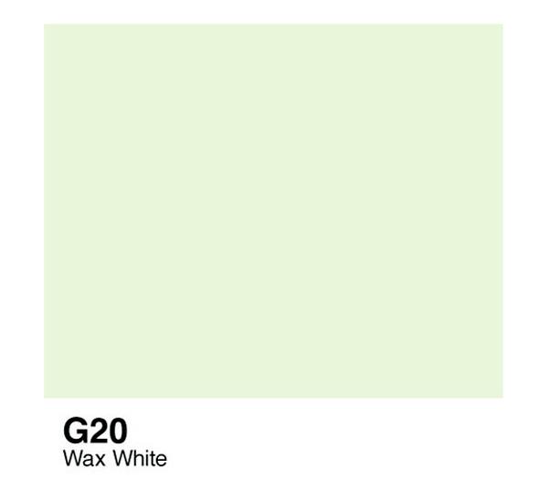 Чернила COPIC G20 (белый воск) фото