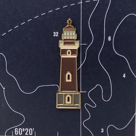 Значок эмалированный Маяк Гогландский Южный.