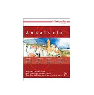 Купить Альбом-склейка для акварели Hahnemuhle Andalucia 24x32 см 12 л 500 г, HAHNEMUHLE FINEART, Германия
