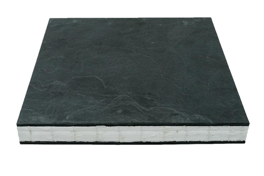 Купить Альбом для акварели Smiltainis Stonebook 19, 5х19, 5 см 32 л 300 г, обложка камень, Литва