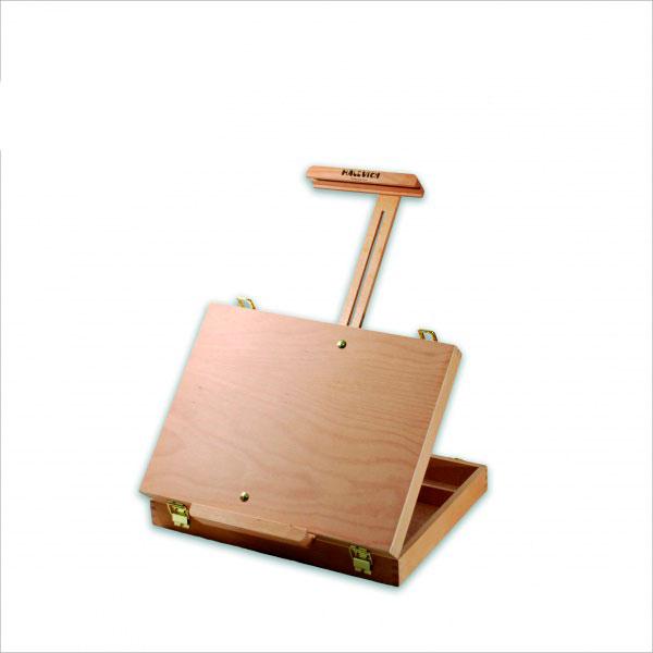 Купить Настольный этюдный ящик Малевичъ 30х40х7, 5 см, Китай