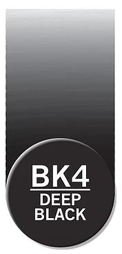 Купить Чернила Chameleon BK4 Черный глубокий 25 мл, Chameleon Art Products Ltd., Великобритания