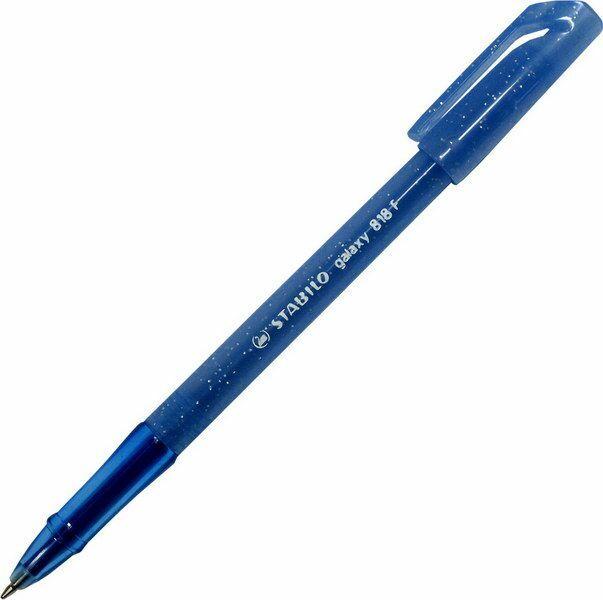 Купить Ручка шариковая Stabilo Синий, Германия