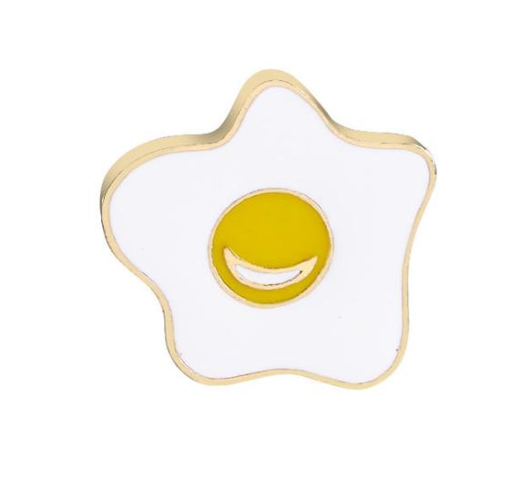 Купить Значок Scrambled eggs , iLikeGift, Китай